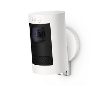 Indoor Smart Security Camera Installation