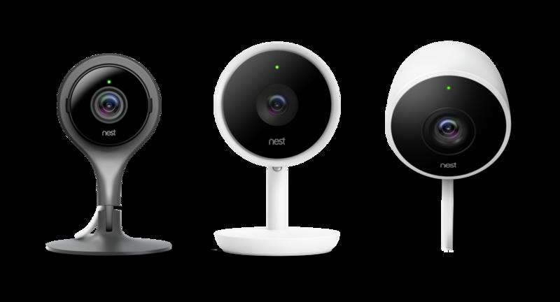 Nest Smart Camera Installation