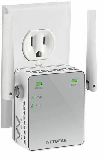 WiFi Extender Installation (Add On)