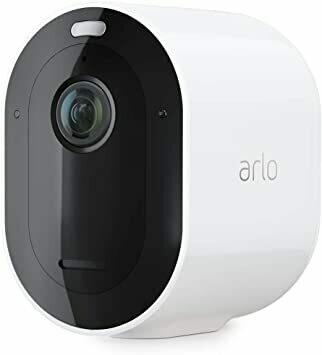 Outdoor Security Camera Installation