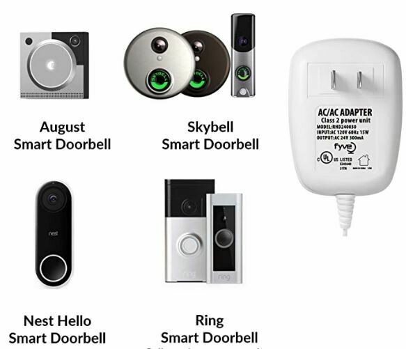 Video Doorbell/Transformer and wireing Installation   (Add-On)