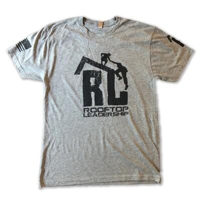 Heather Grey T-shirt (Unisex)