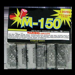 M-150 FIRECRACKERS 12/PACK
