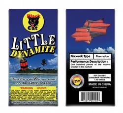 LITTLE DYNAMITE 100