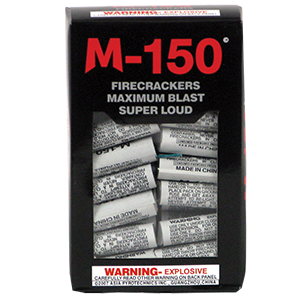 M-150 FIRECRACKERS 36/BOX