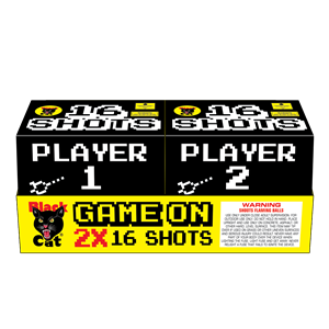GAME ON - 2 PACK