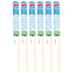 CLUSTERING BEE ROCKETS 6 PACK