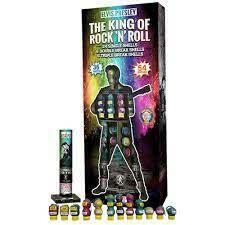 THE KING OF ROCK N ROLL ARTILLERY
