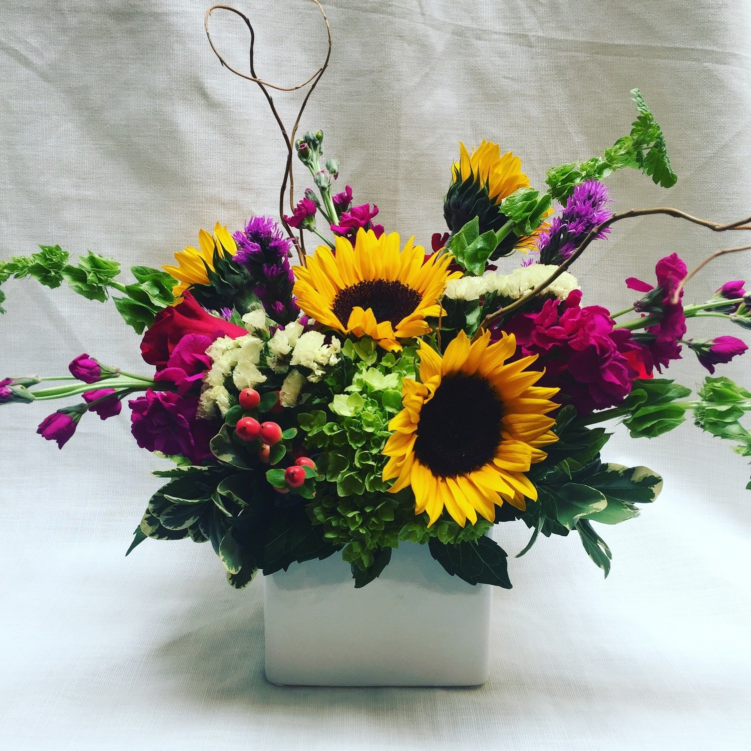 Color Pop by Twigs Florist