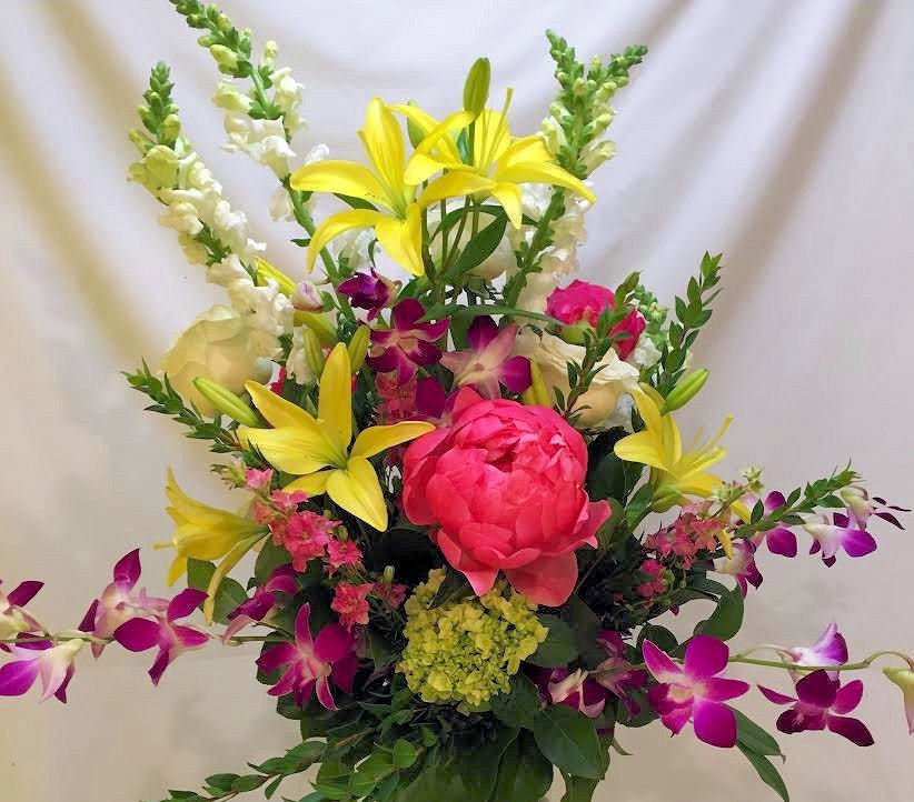 Tall Cool One by Twigs Florist