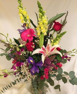 Hello Fabulous by Twigs Florist