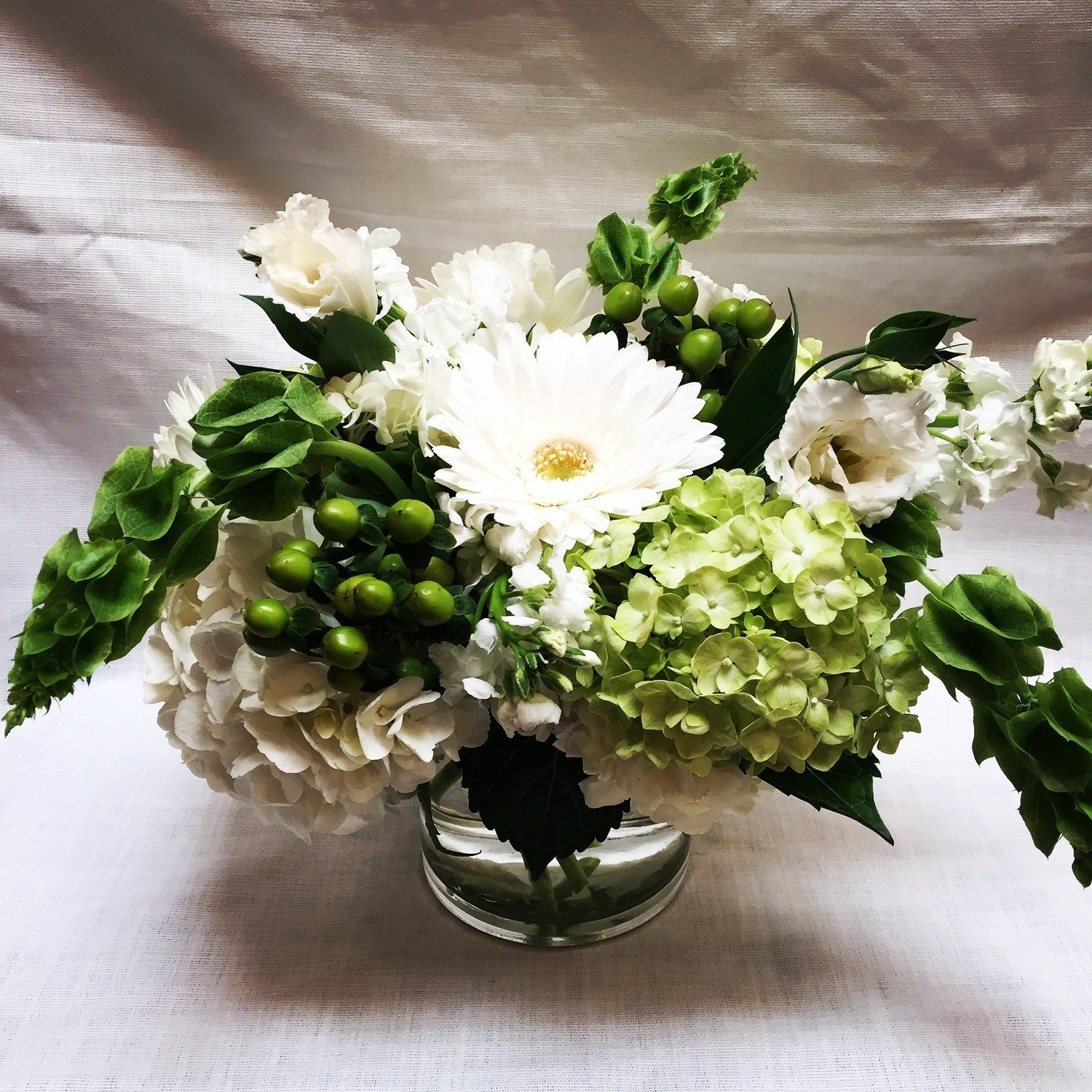 White Elegance by Twigs Florist