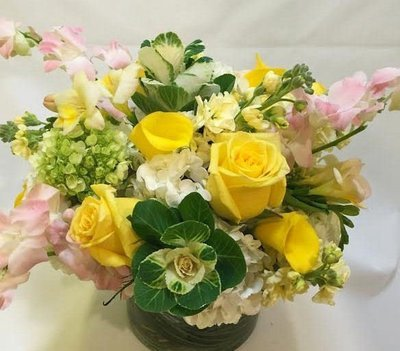 Pure Sunshine by Twigs Florist