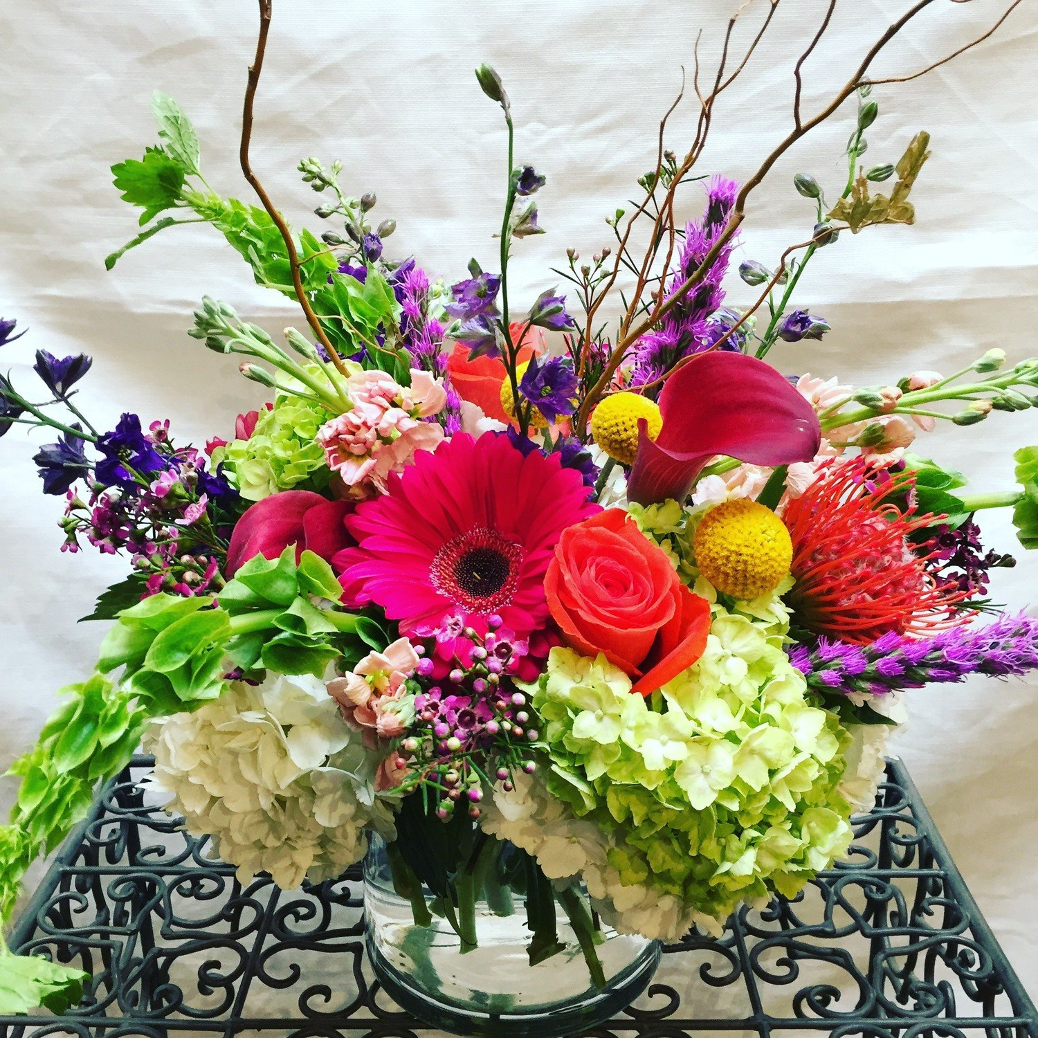 Wild Color by Twigs Florist