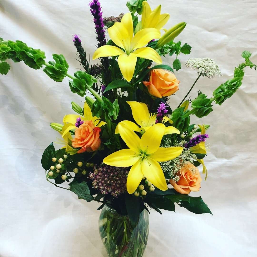 Flower Garden by Twigs Florist