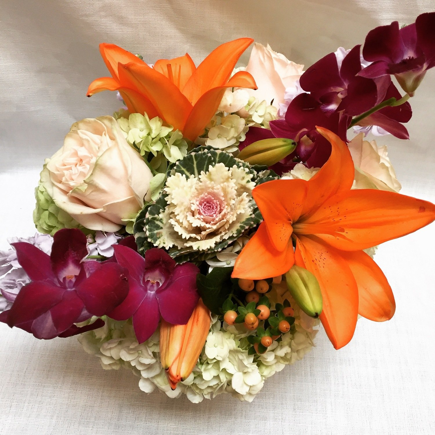 Color By Two by Twigs Florist
