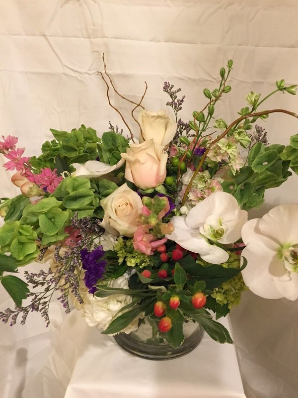 Soft Yet Wild by Twigs Florist