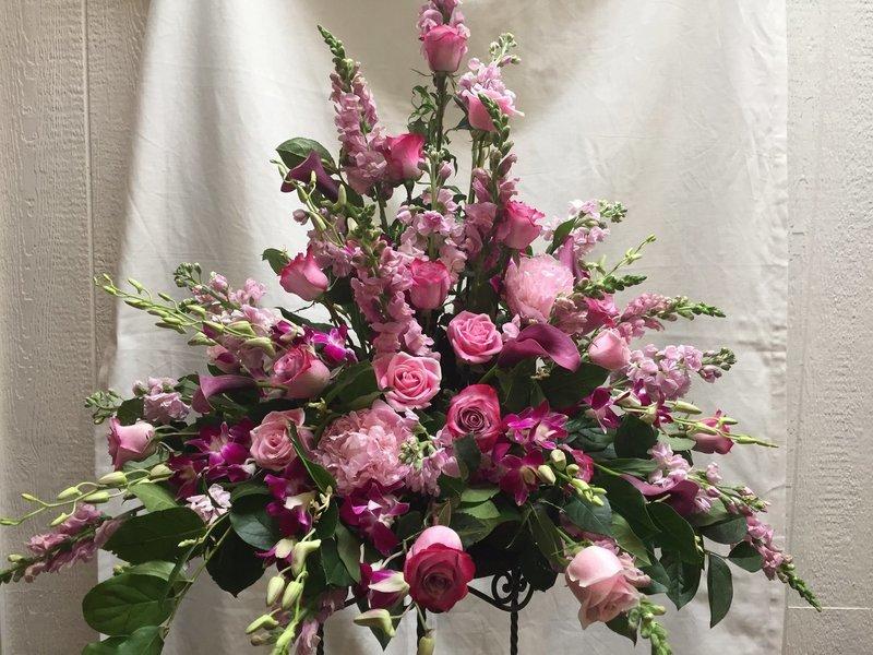 Pink Grace by Twigs Florist