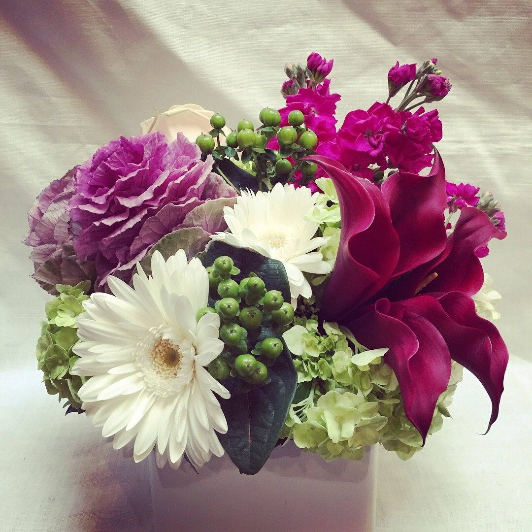 Color Block by Twigs Florist