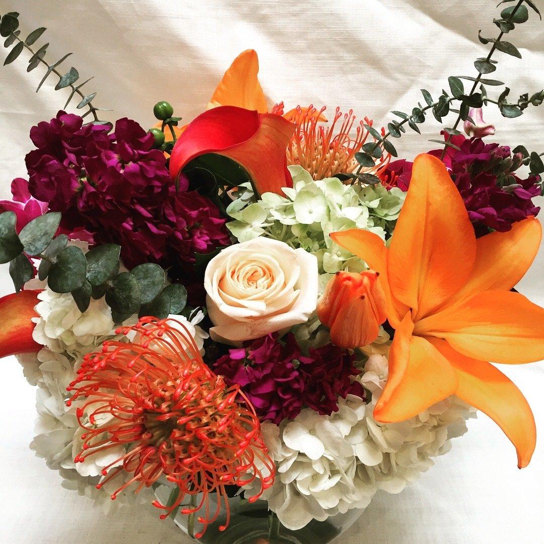 Color Smash by Twigs Florist