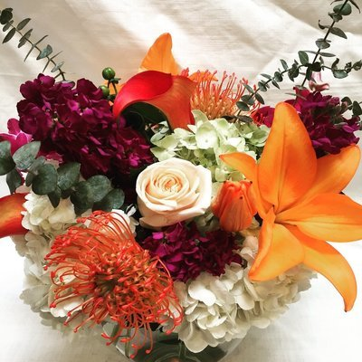 Color Smash by Twigs Florist