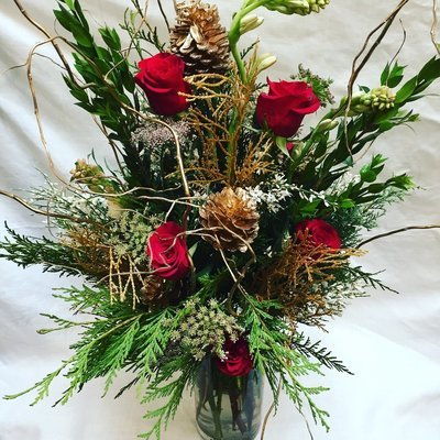 Golden Wish by Twigs Florist