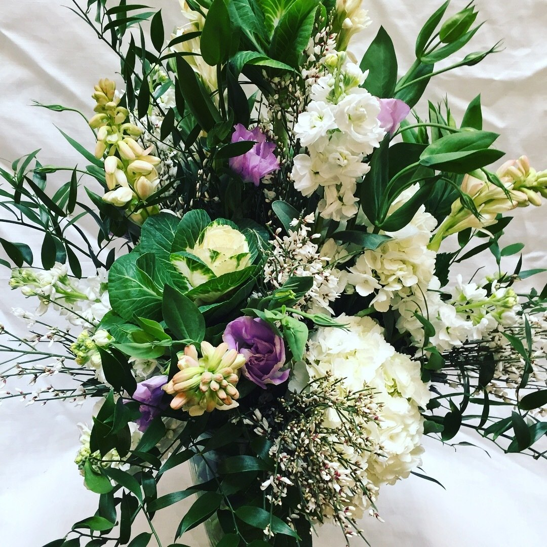 Textured by Twigs Florist