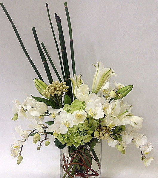 Green With Envy by Twigs Florist