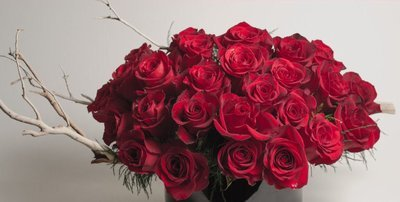 Tree Roses by Twigs Florist