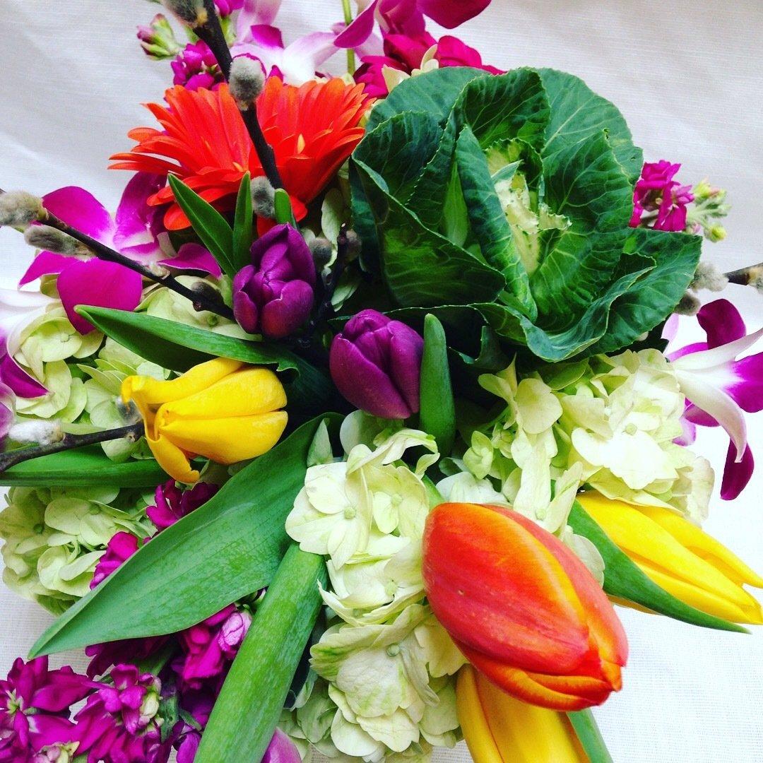Spring Fling by Twigs Florist