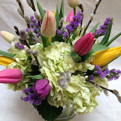 Ta Da Tulips by Twigs Florist