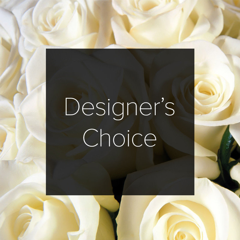 Custom Flower Design - Tall Profile - by Twigs Florist