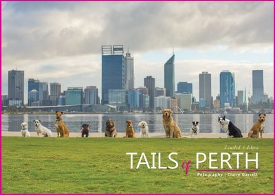 **ON SPECIAL** TAILS OF PERTH Limited edition Coffee Table Book. *USUALLY $49*