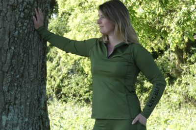 Soho Baselayer - Pickle Green