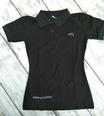 Polo Of London - Black Shirt
