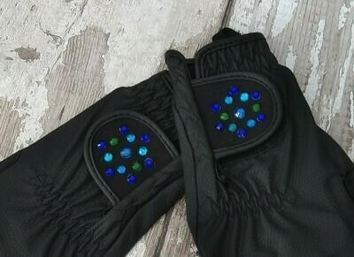 London Crystal Gloves