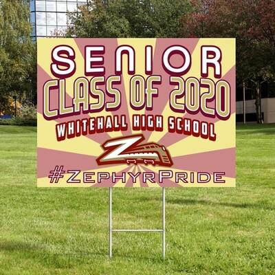 Whitehall Senior 2020