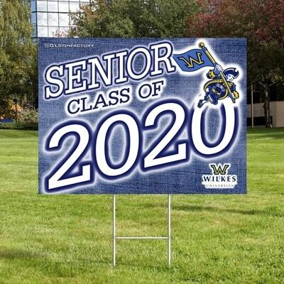 Wilkes U Senior 2020