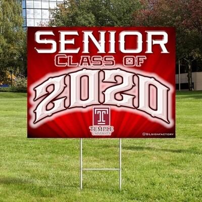 Temple U Senior 2020