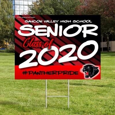 Saucon Valley Senior 2020