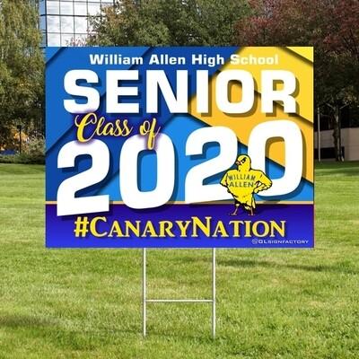 Wm Allen Senior 2020