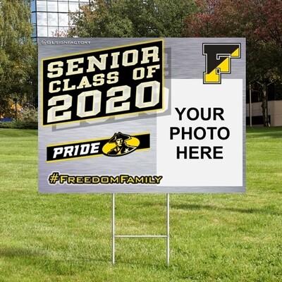 Freedom Senior 2020 - Photo