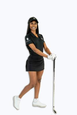 DH9 Ladies Golf Polo