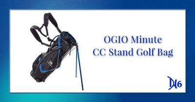 OGIO Minute CC Stand Golf Bag