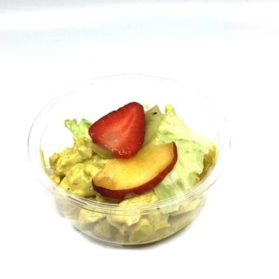 Curry Salat