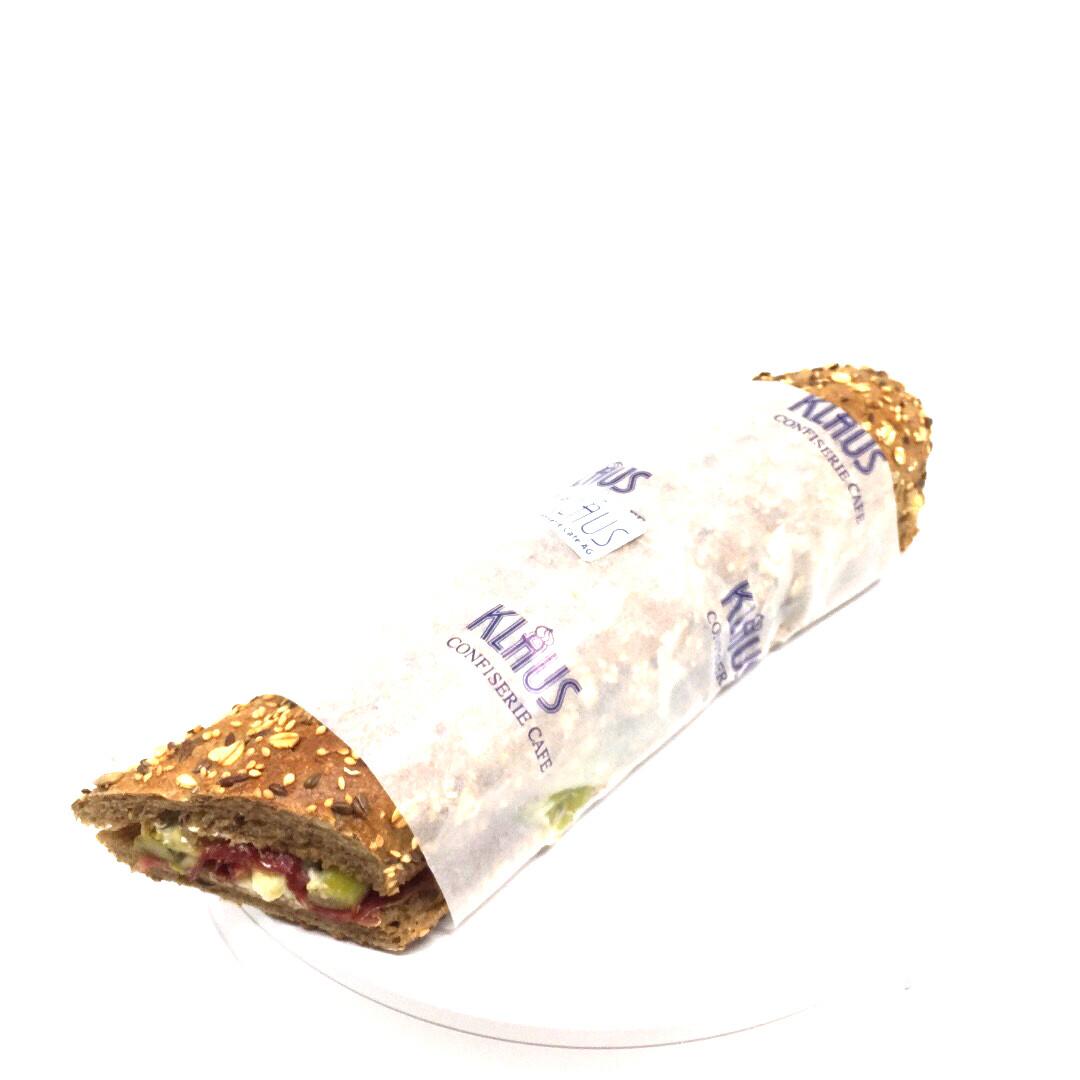 Parisette Spargel Bündnerfleisch