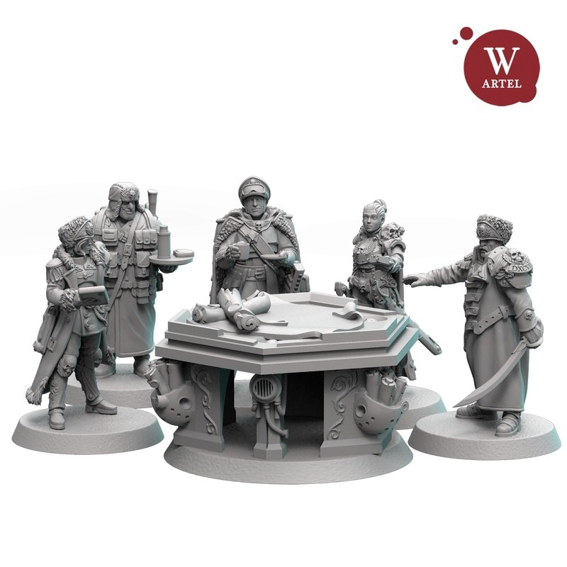 Commanders Bundle
