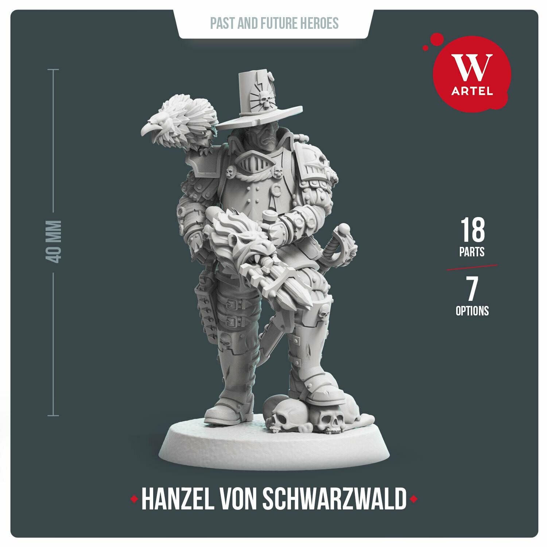 Witch-Hunter Hanzel von Schwarzwald