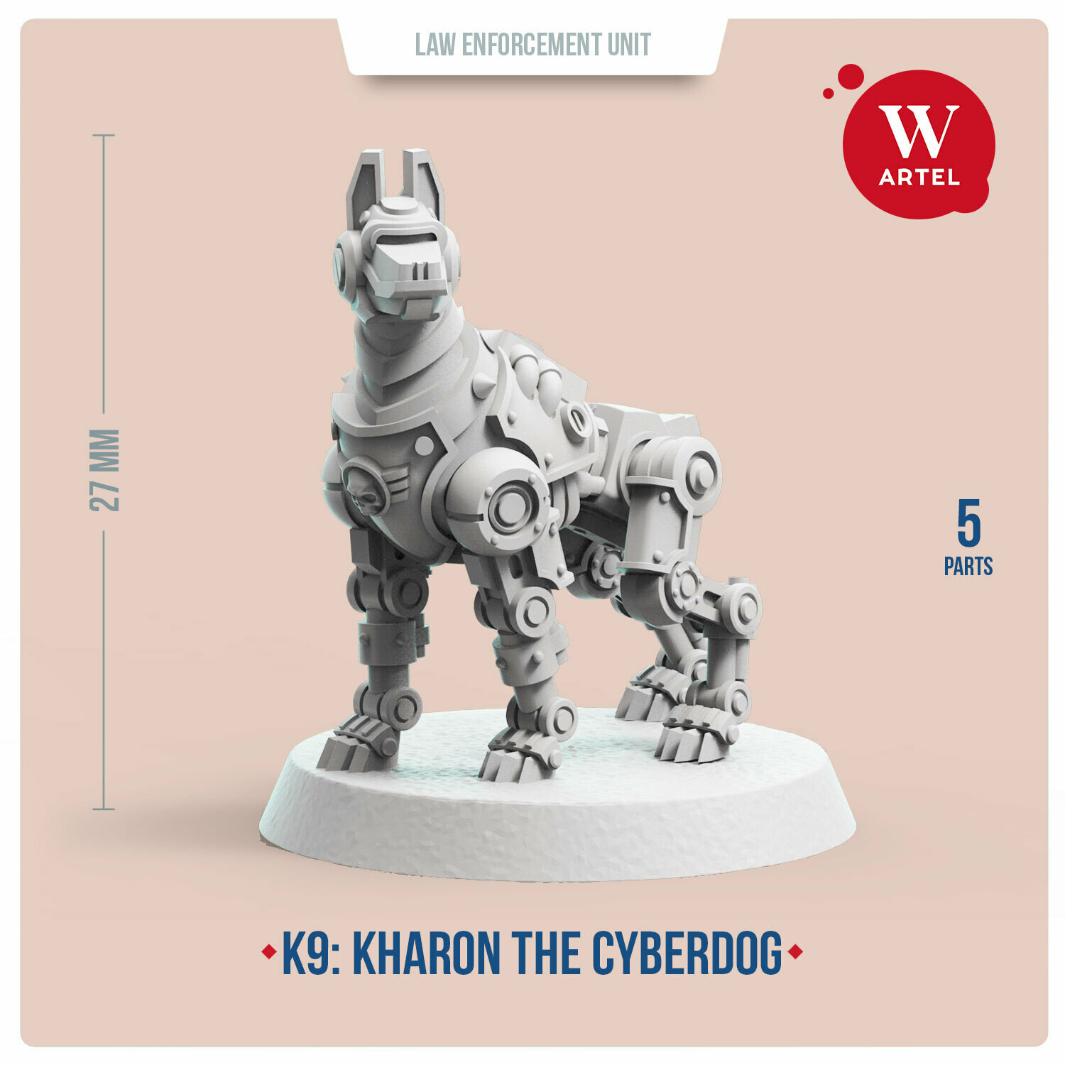 K9: Kharon the Cyberdog