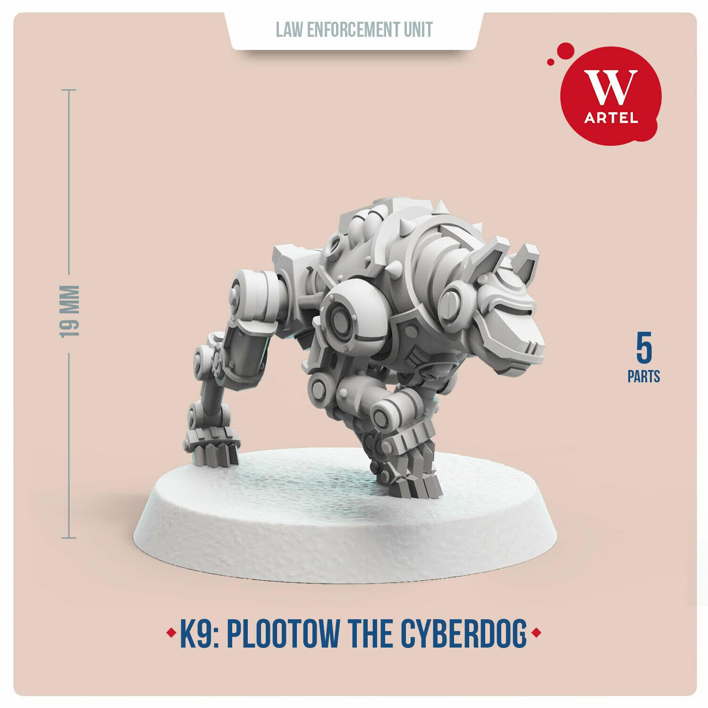 K9: Plootow the Cyberdog